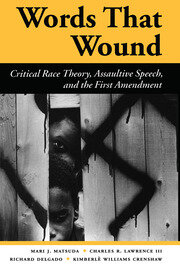 Words That Wound - 1st Edition book cover