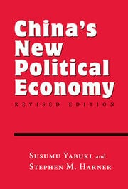 China's New Political Economy - 1st Edition book cover