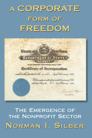 A Corporate Form Of Freedom - 1st Edition book cover