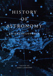 History of Astronomy - 1st Edition book cover