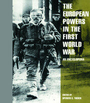 The European Powers in the First World War - 1st Edition book cover