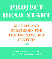 Project Head Start - 1st Edition book cover