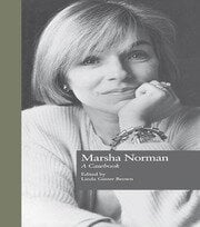 Marsha Norman - 1st Edition book cover