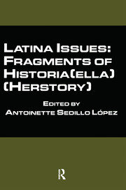 Latina Issues - 1st Edition book cover