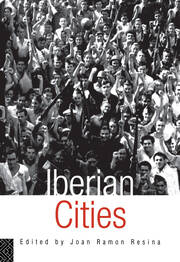 Iberian Cities - 1st Edition book cover