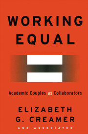 Working Equal - 1st Edition book cover