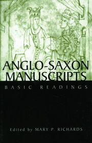 Anglo-Saxon Manuscripts - 1st Edition book cover