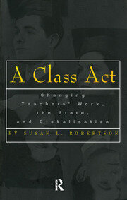 A Class Act - 1st Edition book cover
