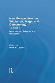 Demonology, Religion, and Witchcraft - 1st Edition book cover