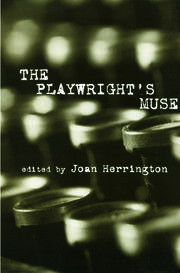 The Playwright's Muse - 1st Edition book cover