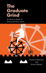 The Graduate Grind - 1st Edition book cover