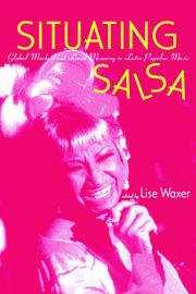 Situating Salsa - 1st Edition book cover