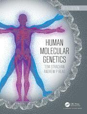 Human Molecular Genetics - 5th Edition book cover