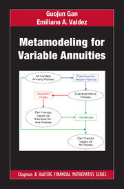Metamodeling for Variable Annuities -  1st Edition book cover