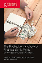 The Routledge Handbook on Financial Social Work -  1st Edition book cover