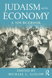 Judaism and the Economy - 1st Edition book cover