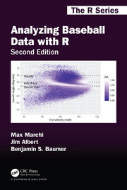 Analyzing Baseball Data with R, Second Edition -  2nd Edition book cover
