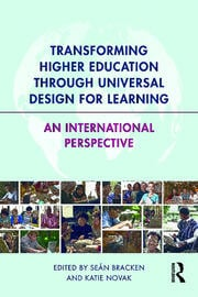 Transforming Higher Education Through Universal Design for Learning - 1st Edition book cover