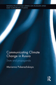 Communicating Climate Change in Russia - 1st Edition book cover