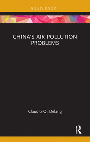 China's Air Pollution Problems - 1st Edition book cover