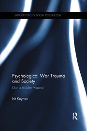 Psychological War Trauma and Society - 1st Edition book cover