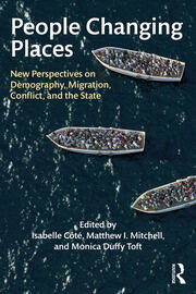 People Changing Places - 1st Edition book cover
