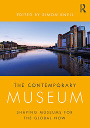 The Contemporary Museum - 1st Edition book cover