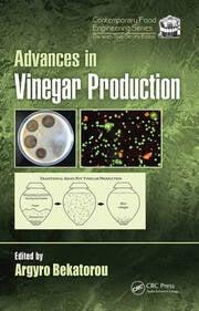 Advances in Vinegar Production - 1st Edition book cover