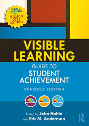 Visible Learning Guide to Student Achievement - November 1, 2019