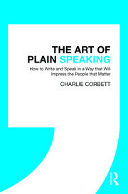 The Art of Plain Speaking - 1st Edition book cover