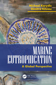 Marine Eutrophication - 1st Edition book cover