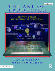 The Art of Producing - 2nd Edition book cover