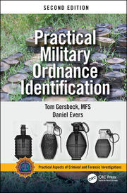 Practical Military Ordnance Identification, Second Edition - 2nd Edition book cover