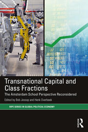 Transnational Capital and Class Fractions - 1st Edition book cover