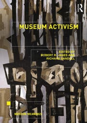Museum Activism - 1st Edition book cover