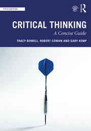 Critical Thinking : A Concise Guide - 5th Edition book cover