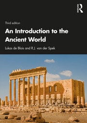 An Introduction to the Ancient World - 3rd Edition book cover