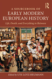 A Sourcebook of Early Modern European History - 1st Edition book cover