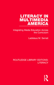 Literacy in Multimedia America - 1st Edition book cover
