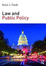 Law and Public Policy - 1st Edition book cover