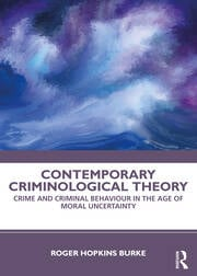 Contemporary Criminological Theory - 1st Edition book cover