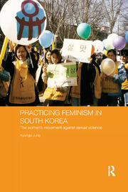 Practicing Feminism in South Korea - 1st Edition book cover
