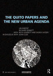 The Quito Papers and the New Urban Agenda - 1st Edition book cover
