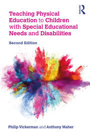 Teaching Physical Education to Children with Special Educational Needs and Disabilities - 2nd Edition book cover