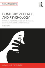 Domestic Violence and Psychology - 2nd Edition book cover
