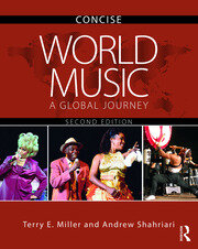 World Music CONCISE - 2nd Edition book cover