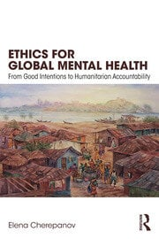 Ethics for Global Mental Health - 1st Edition book cover