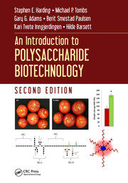 An Introduction to Polysaccharide Biotechnology - 2nd Edition book cover