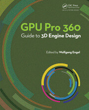 GPU Pro 360 Guide to 3D Engine Design - 1st Edition book cover