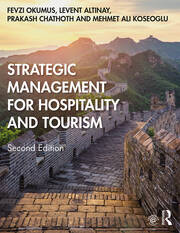 Strategic Management for Hospitality and Tourism - 2nd Edition book cover